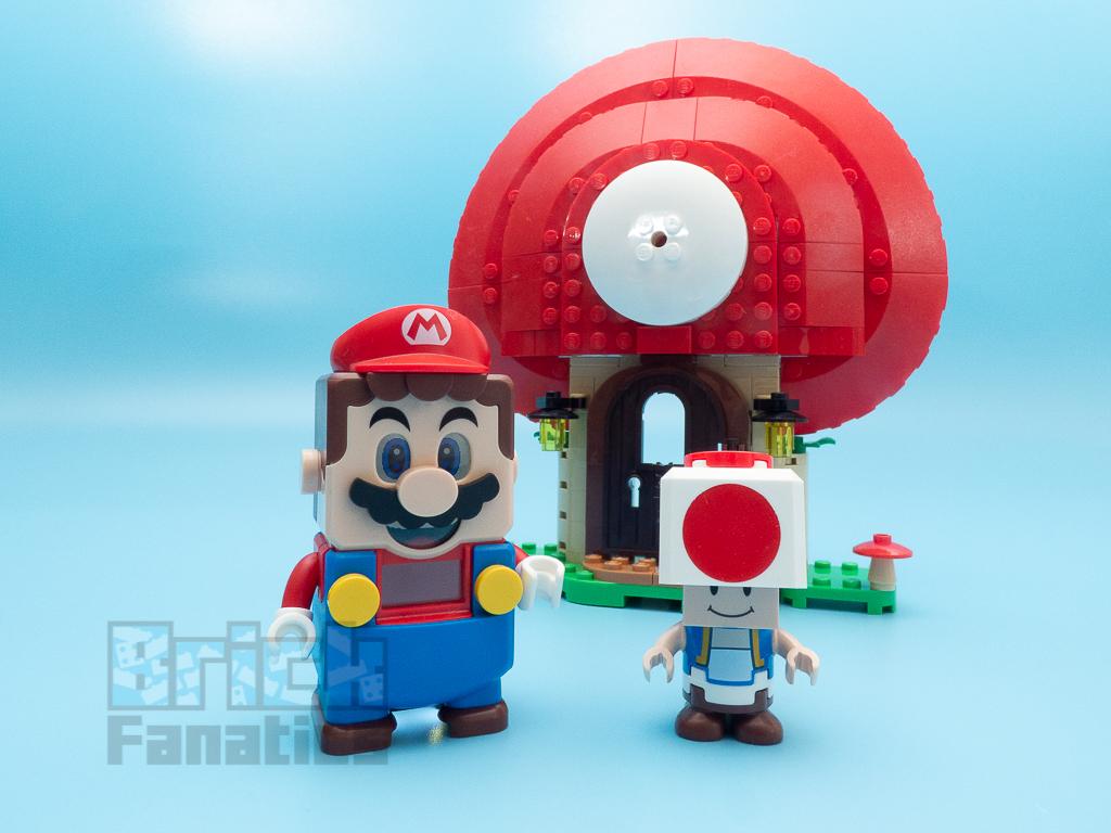 LEGO Super Mario 71368 Toads Treasure Hunt Expansion Set 29