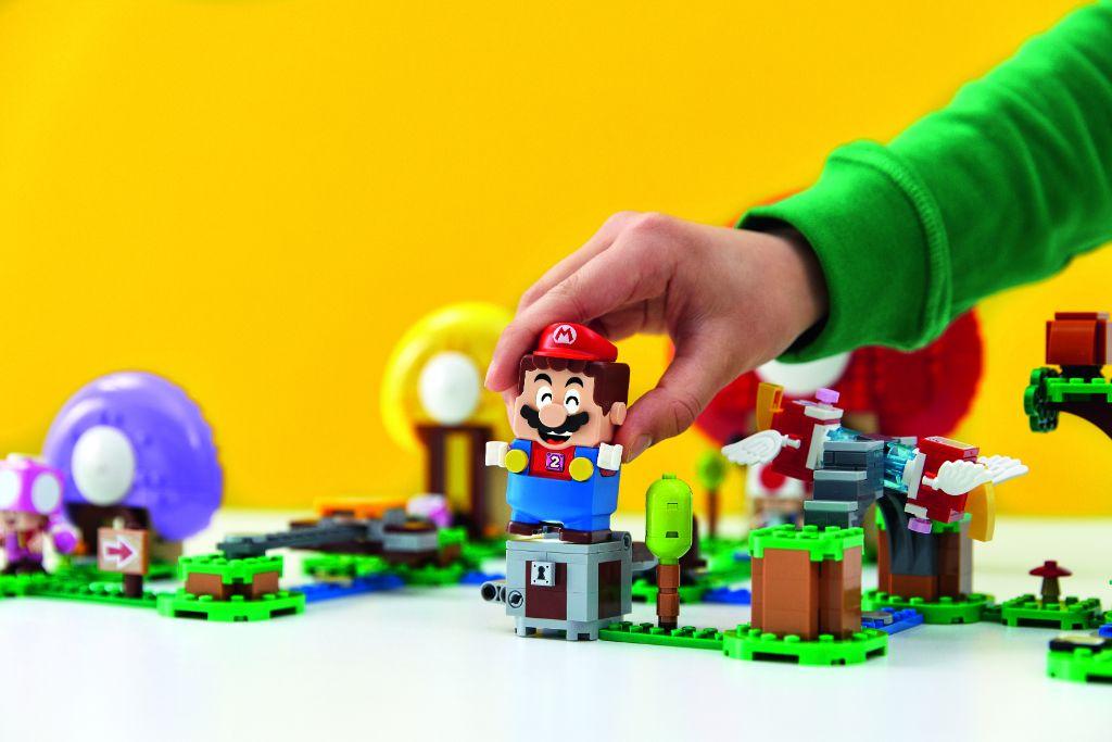 LEGO Super Mario 71368 Toads Treasure Hunt Expansion Set 3