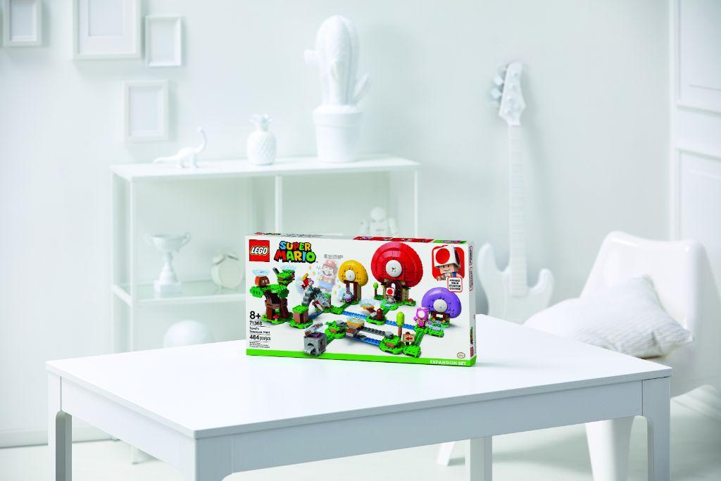 LEGO Super Mario 71368 Toads Treasure Hunt Expansion Set 4