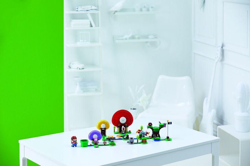 LEGO Super Mario 71368 Toads Treasure Hunt Expansion Set 6