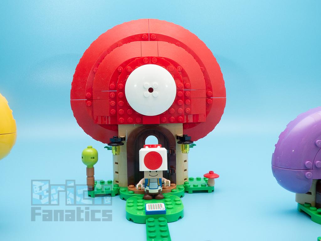LEGO Super Mario 71368 Toads Treasure Hunt Expansion Set 8
