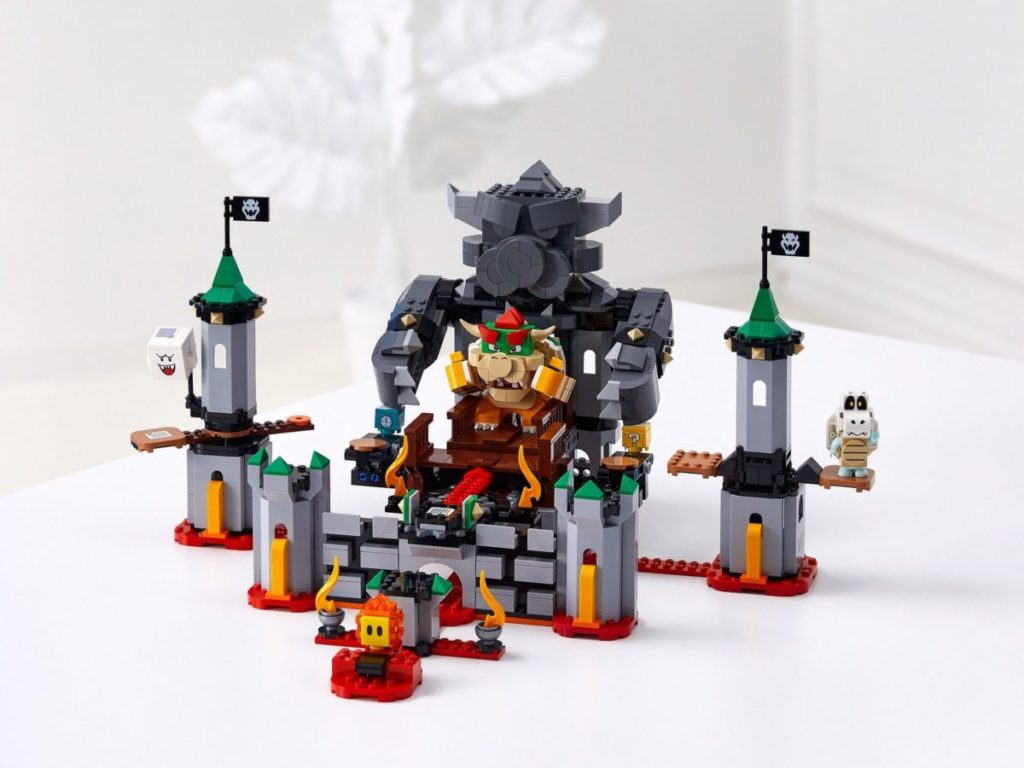 LEGO Super Mario 71369 Bowsers Castle Boss Battle