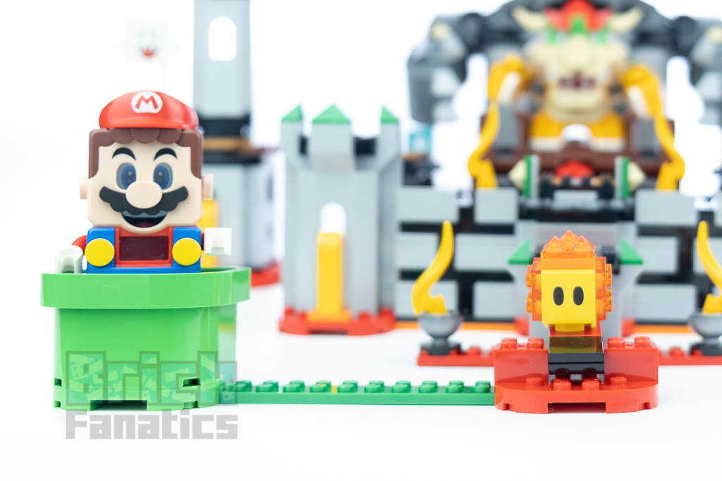 LEGO Super Mario 71369 Bowsers Castle Boss Battle 14