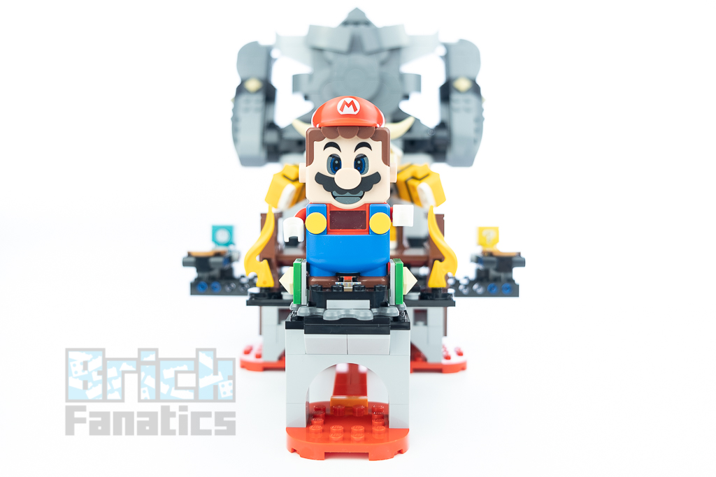 LEGO Super Mario 71369 Bowsers Castle Boss Battle 33