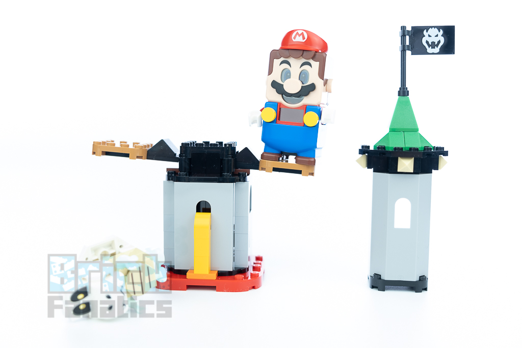 LEGO Super Mario 71369 Bowsers Castle Boss Battle 45