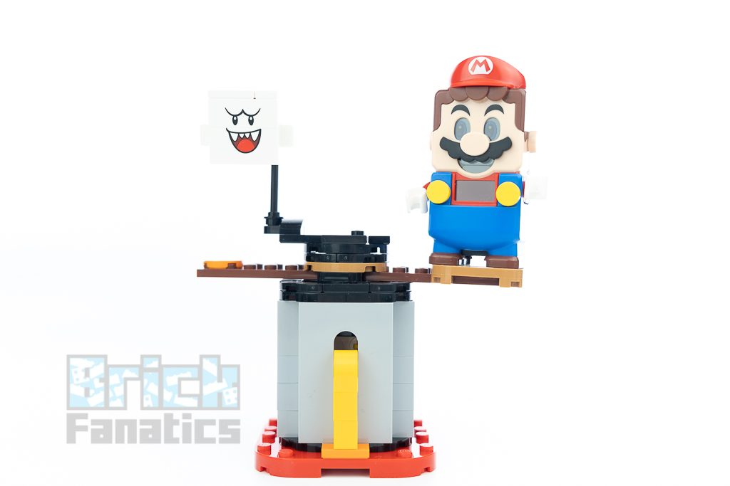 LEGO Super Mario 71369 Bowsers Castle Boss Battle 46