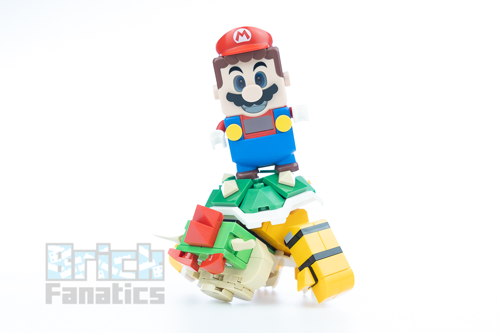 LEGO Super Mario 71369 Bowsers Castle Boss Battle 56