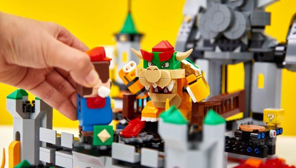 LEGO Super Mario 71369 Bowsers Castle Boss Battle 59