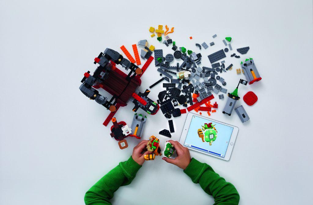 LEGO Super Mario 71369 Bowsers Castle Boss Battle Expansion Set 4