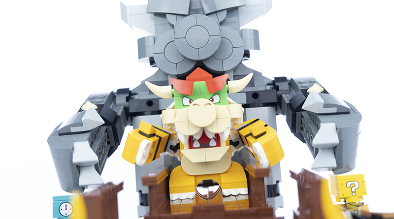 LEGO Super Mario 71369 Bowsers Castle Boss Battle Featured