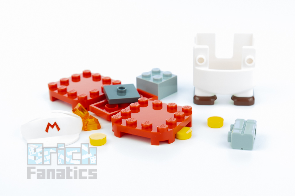 LEGO Super Mario 71370 Fire Mario Power Up Pack 1
