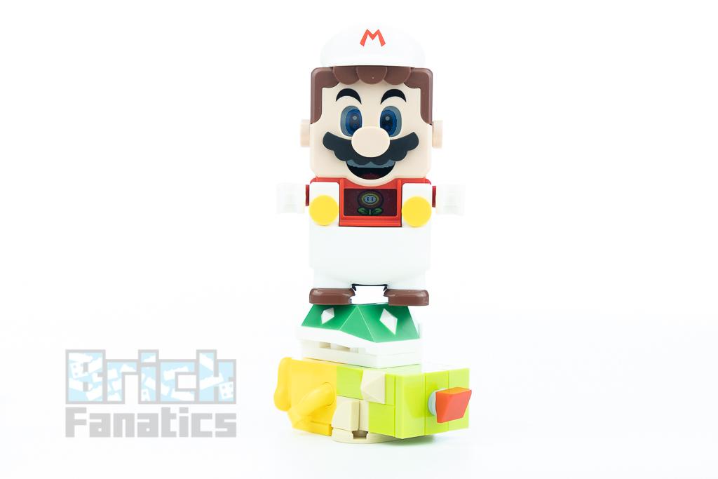 LEGO Super Mario 71370 Fire Mario Power Up Pack 10