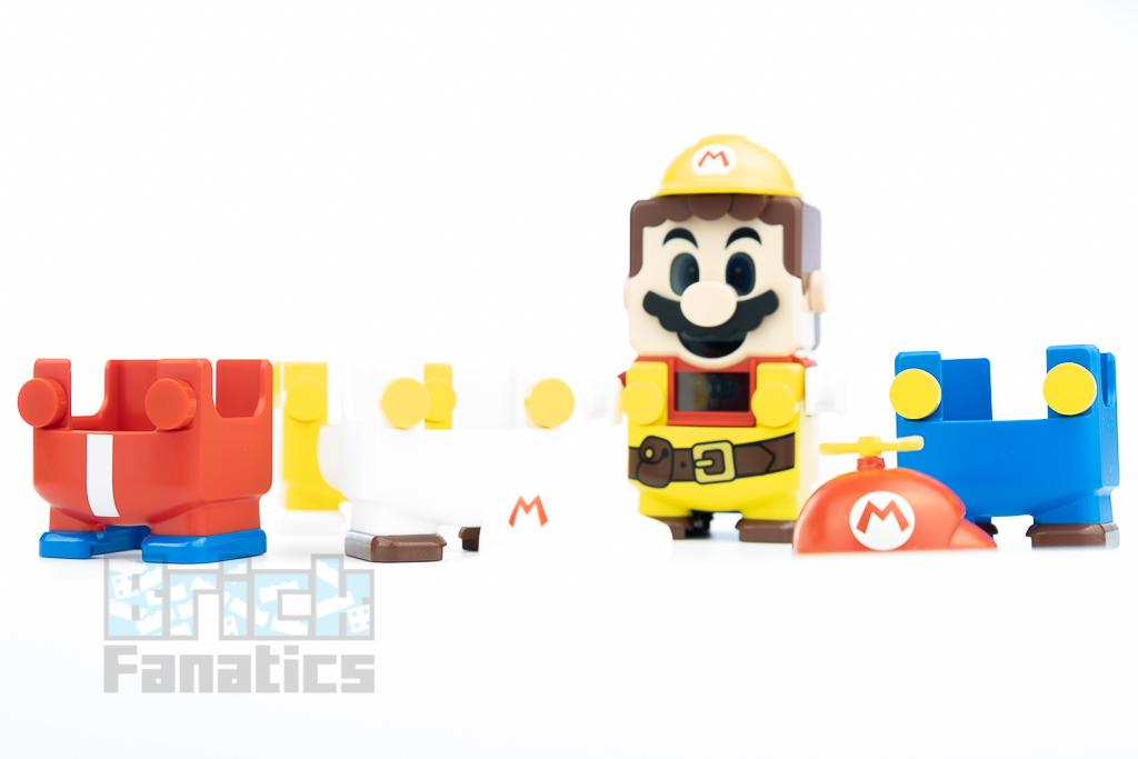 LEGO Super Mario 71370 Fire Mario Power Up Pack 28