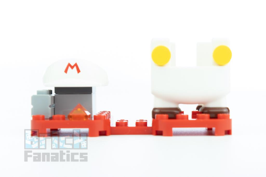 LEGO Super Mario 71370 Fire Mario Power Up Pack 4