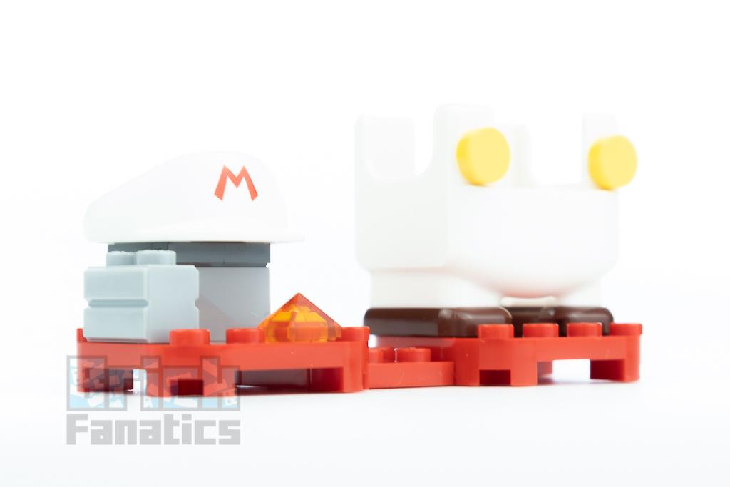 LEGO Super Mario 71370 Fire Mario Power Up Pack 5
