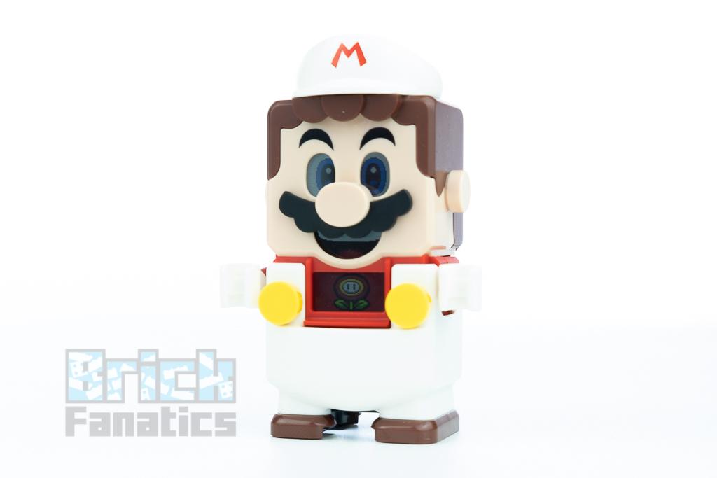 LEGO Super Mario 71370 Fire Mario Power Up Pack 6