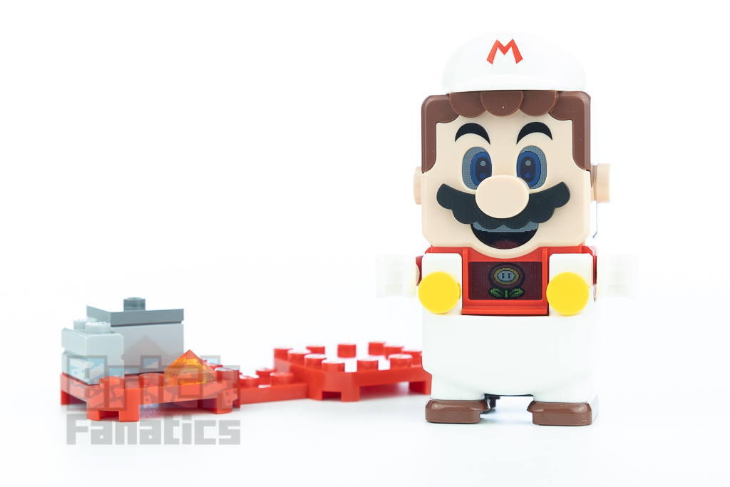 LEGO Super Mario 71370 Fire Mario Power Up Pack 7