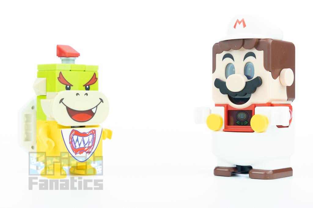 LEGO Super Mario 71370 Fire Mario Power Up Pack 8