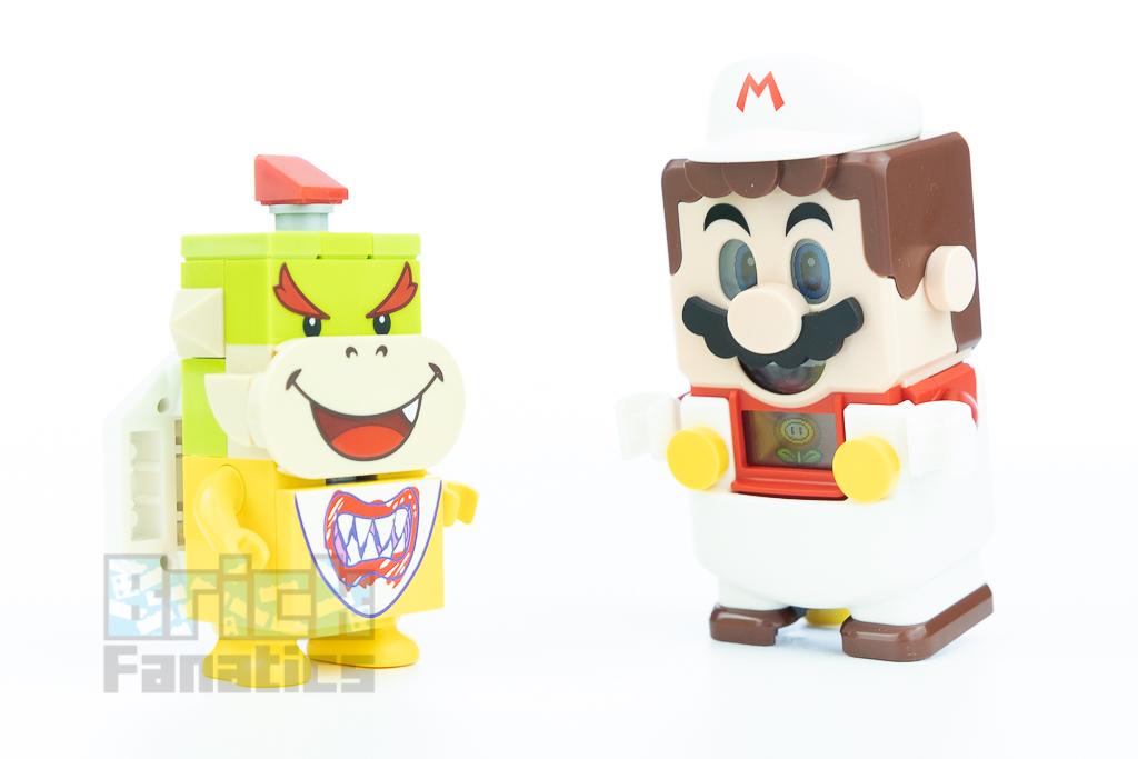LEGO Super Mario 71370 Fire Mario Power Up Pack 9