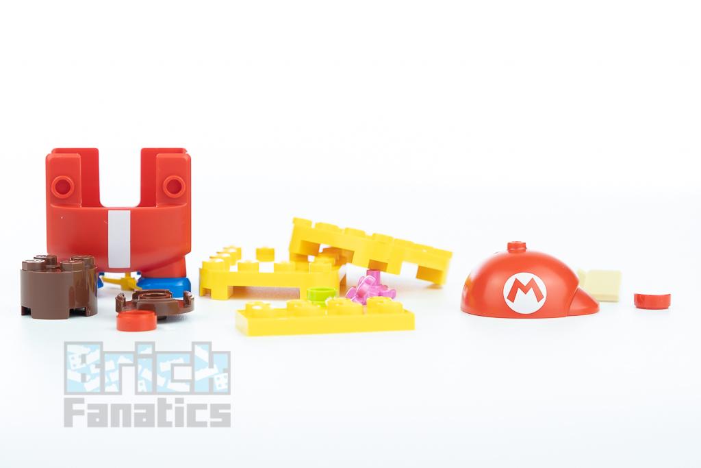 LEGO Super Mario 71371 Propeller Mario Power Up Pack 1