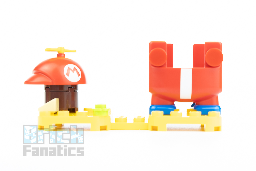 LEGO Super Mario 71371 Propeller Mario Power Up Pack 3