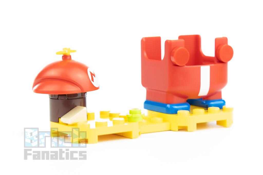 LEGO Super Mario 71371 Propeller Mario Power Up Pack 5