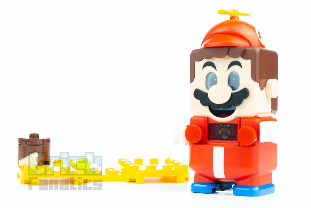 LEGO Super Mario 71371 Propeller Mario Power Up Pack 6