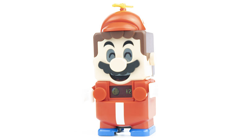 LEGO Super Mario 71371 Propeller Mario Power Up Pack Featured 800x445