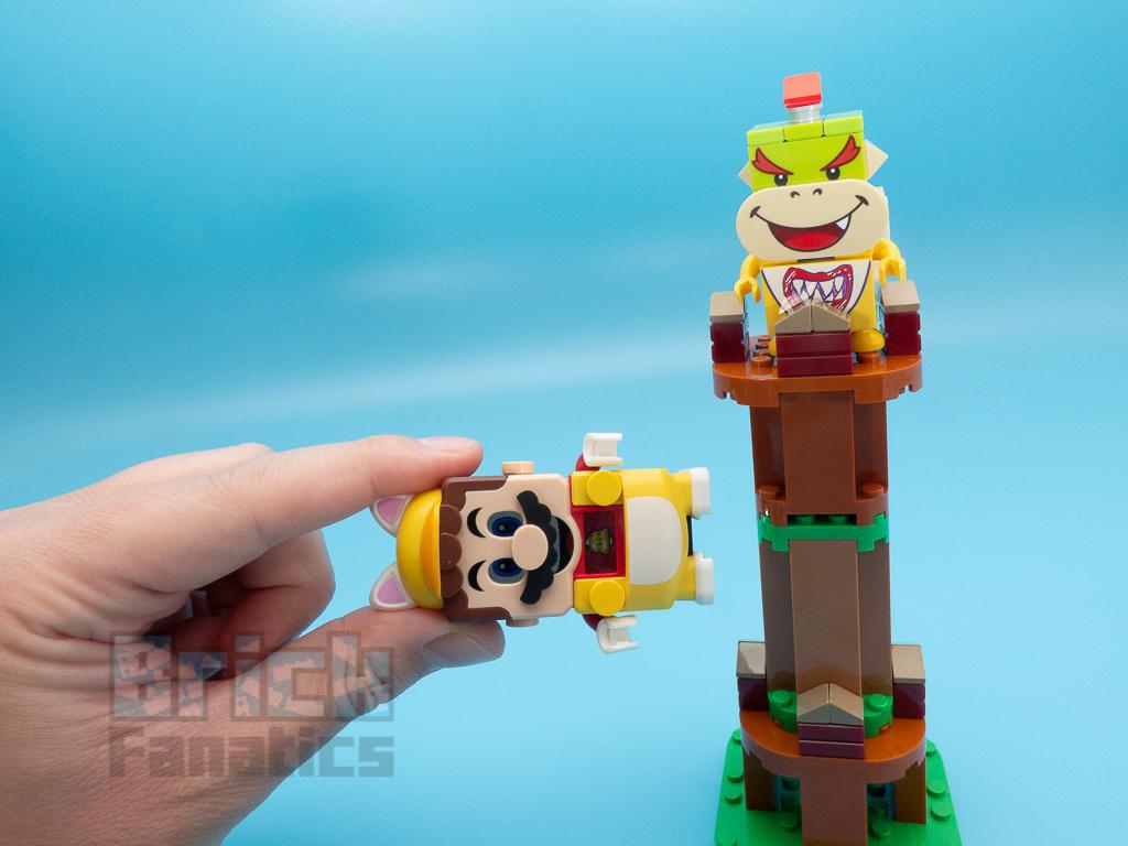 LEGO Super Mario 71372 Cat Mario 12