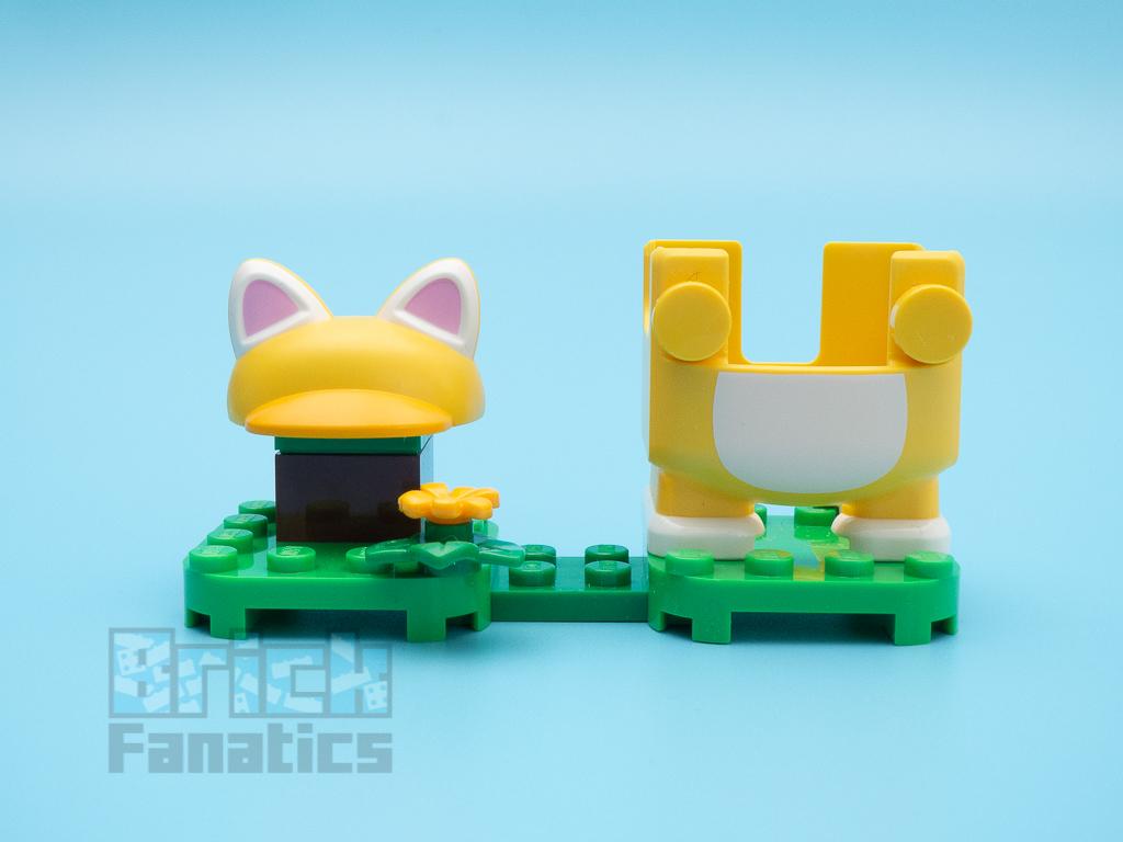 LEGO Super Mario 71372 Cat Mario 2