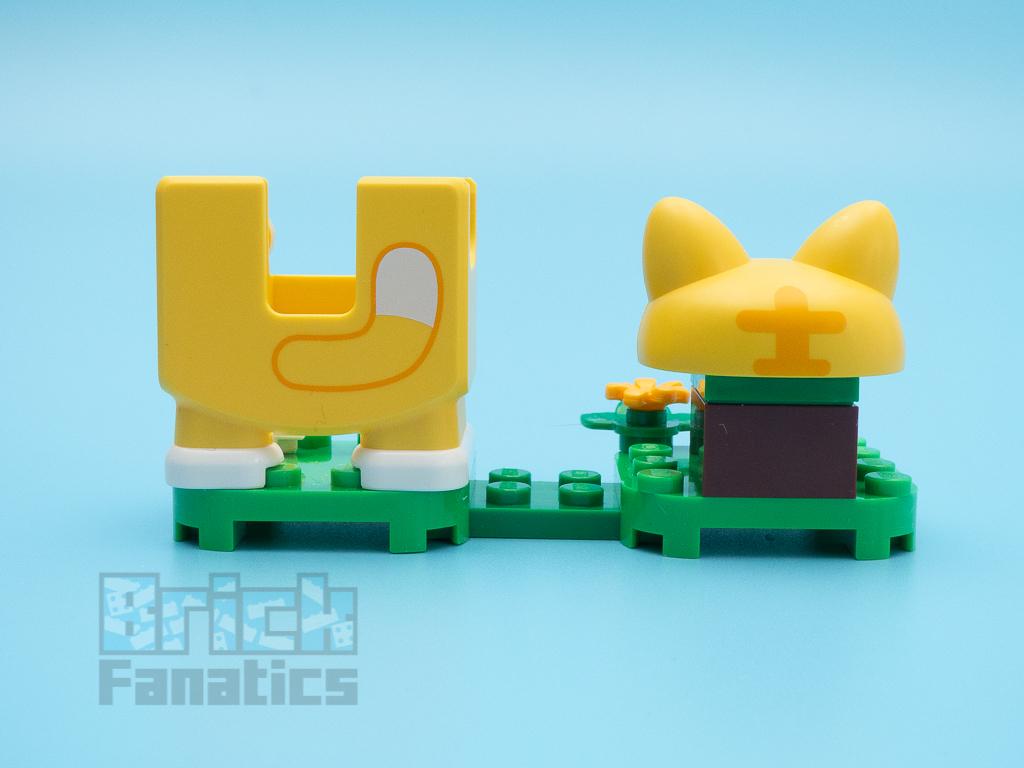 LEGO Super Mario 71372 Cat Mario 4
