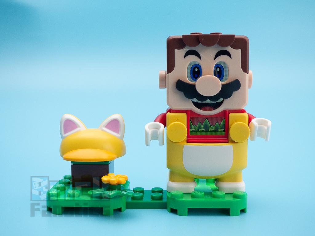 LEGO Super Mario 71372 Cat Mario 5