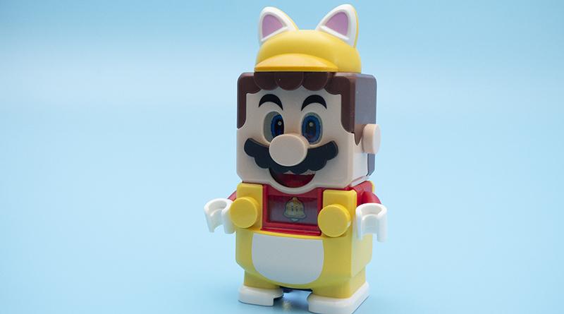 LEGO Super Mario 71372 Cat Mario Featured