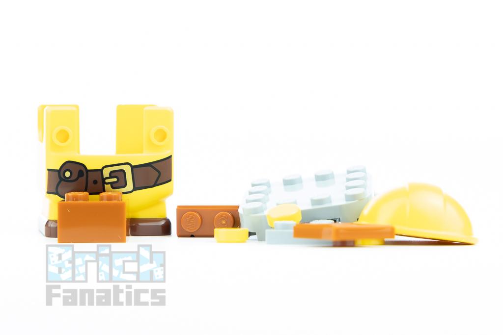 LEGO Super Mario 71373 Builder Mario Power Up Pack 2