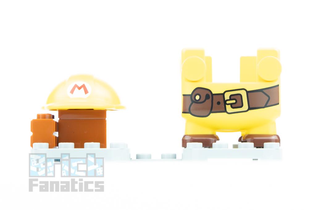 LEGO Super Mario 71373 Builder Mario Power Up Pack 3