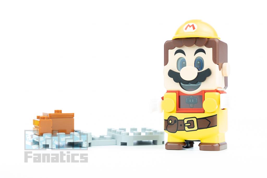 LEGO Super Mario 71373 Builder Mario Power Up Pack 6
