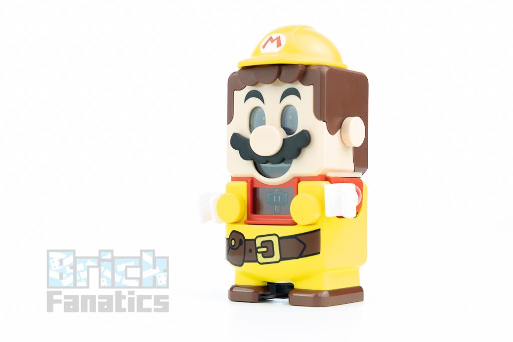 LEGO Super Mario 71373 Builder Mario Power Up Pack 7