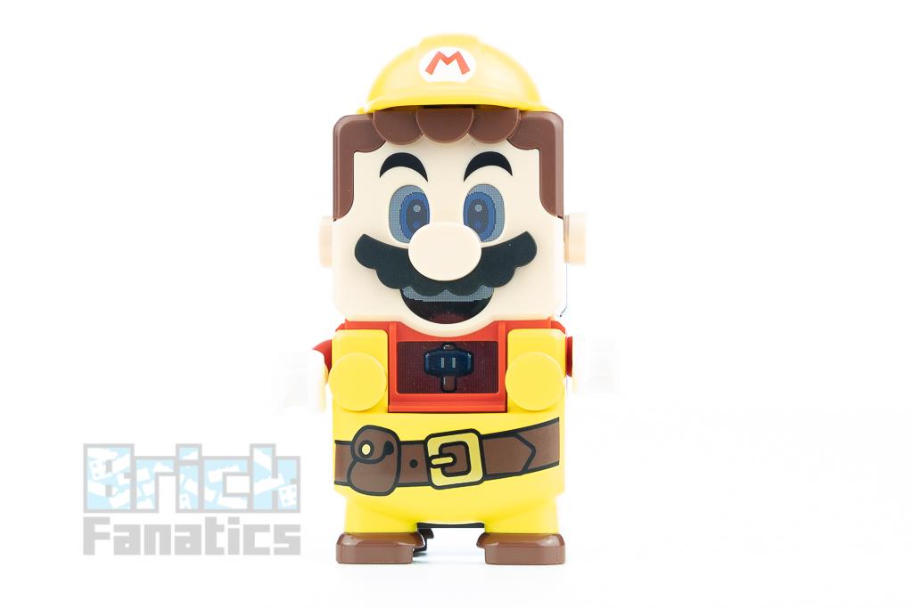 LEGO Super Mario 71373 Builder Mario Power Up Pack 8