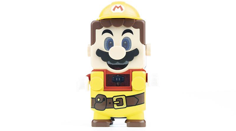 LEGO Super Mario 71373 Builder Mario Power Up Pack Featured 800x445