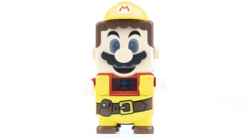 LEGO Super Mario 71373 Builder Mario Power Up Pack Featured