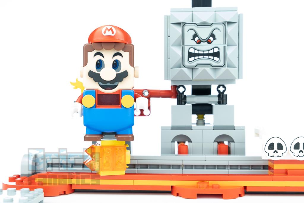 LEGO Super Mario 71376 Thwomp Drop 20