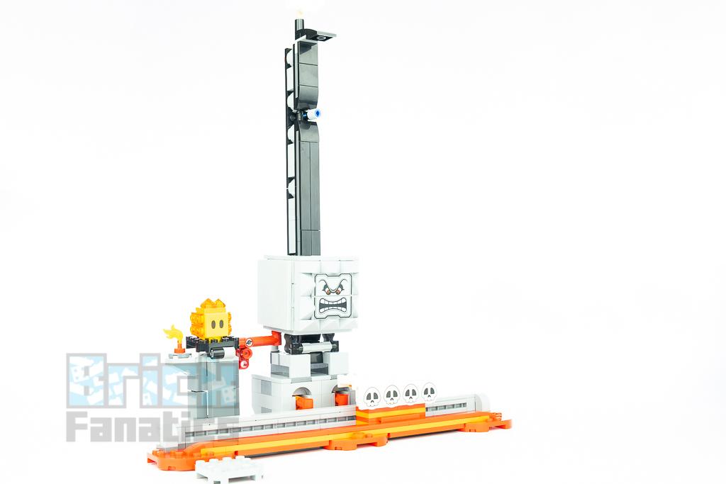 LEGO Super Mario 71376 Thwomp Drop 23