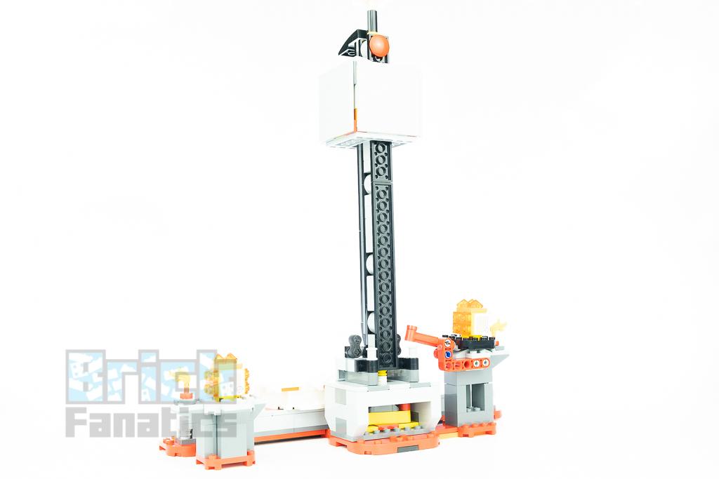 LEGO Super Mario 71376 Thwomp Drop 25