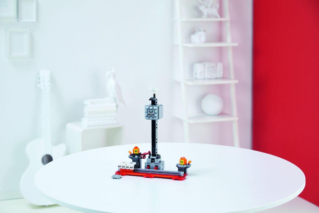 LEGO Super Mario 71376 Thwomp Drop Expansion Set 1