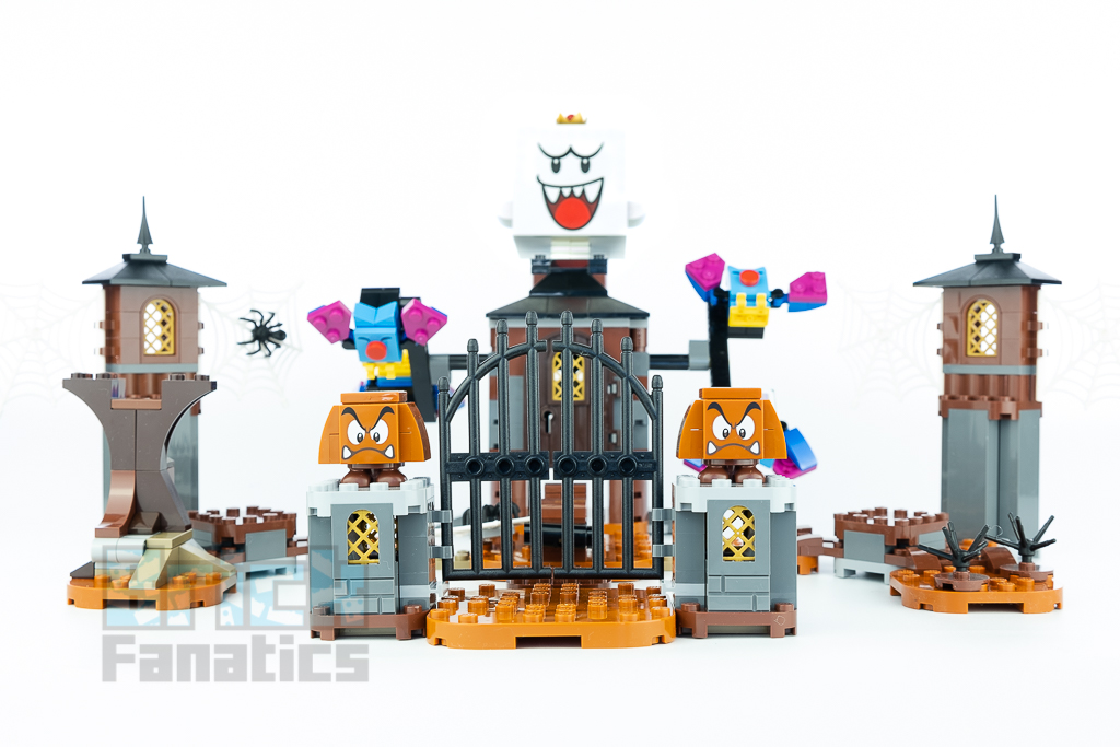 LEGO Super Mario 71377 King Boo And The Haunted Yard 1