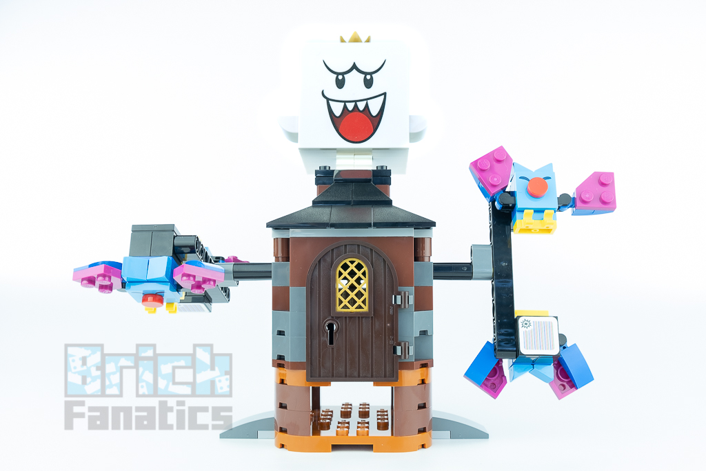 LEGO Super Mario 71377 King Boo And The Haunted Yard 11