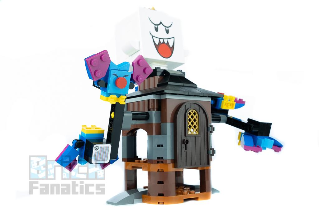 LEGO Super Mario 71377 King Boo And The Haunted Yard 12