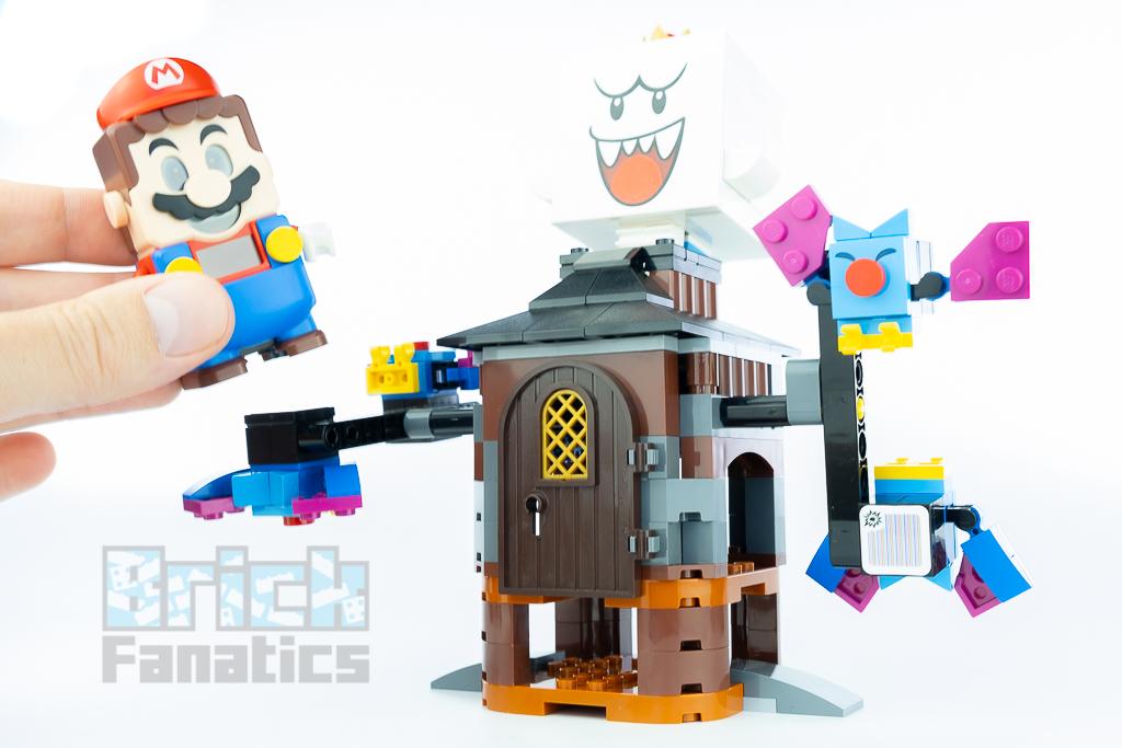 LEGO Super Mario 71377 King Boo And The Haunted Yard 13