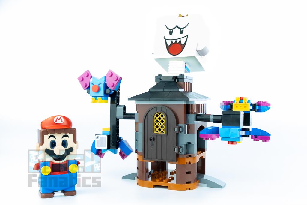 LEGO Super Mario 71377 King Boo And The Haunted Yard 15