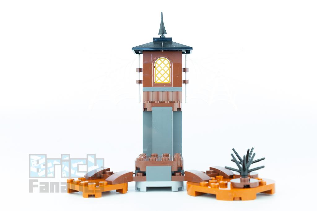 LEGO Super Mario 71377 King Boo And The Haunted Yard 27